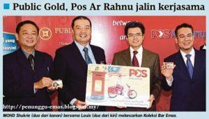 Pos Arrahnu dan Public Gold