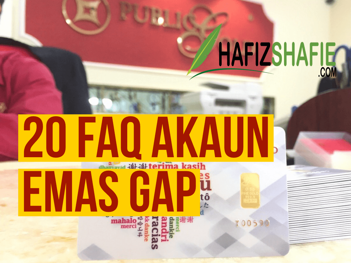 Akaun Emas GAP Public Gold