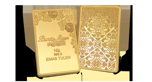 Bungaemas 10gram Public Gold