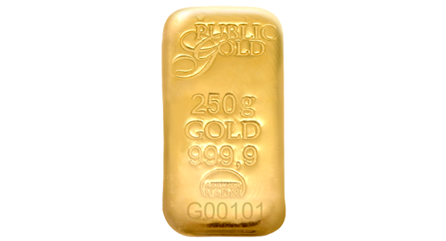 Emas 250g Public Gold