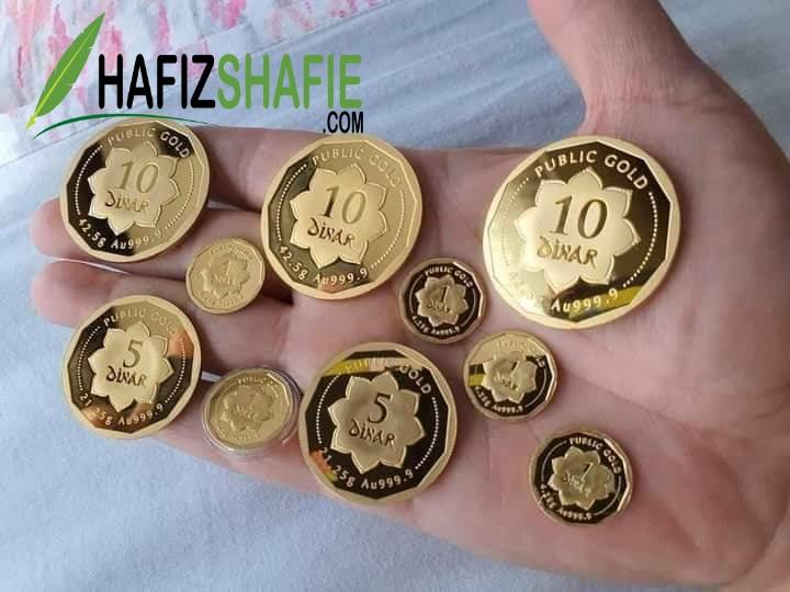 Emas Dinar Public Gold
