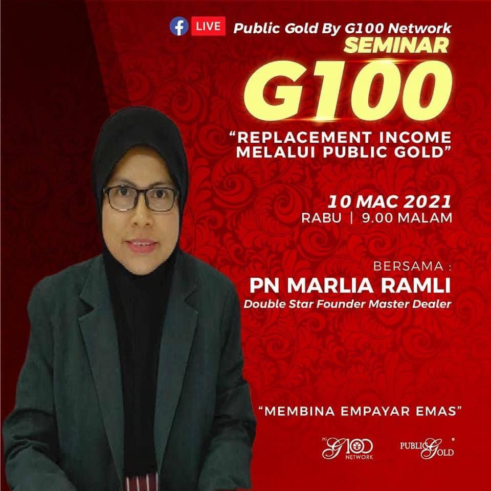 G100 Seminar Poster Pn Marlia
